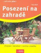 Největší obrázek výrobku Posezení na zahradě - Zahrada plus - 2. vydání Wolfová Rosa