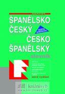 Největší obrázek výrobku Španělsko-český, česko-španělský slovník FIN autor neuveden